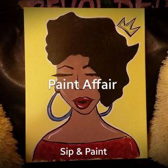 pa africa queen art